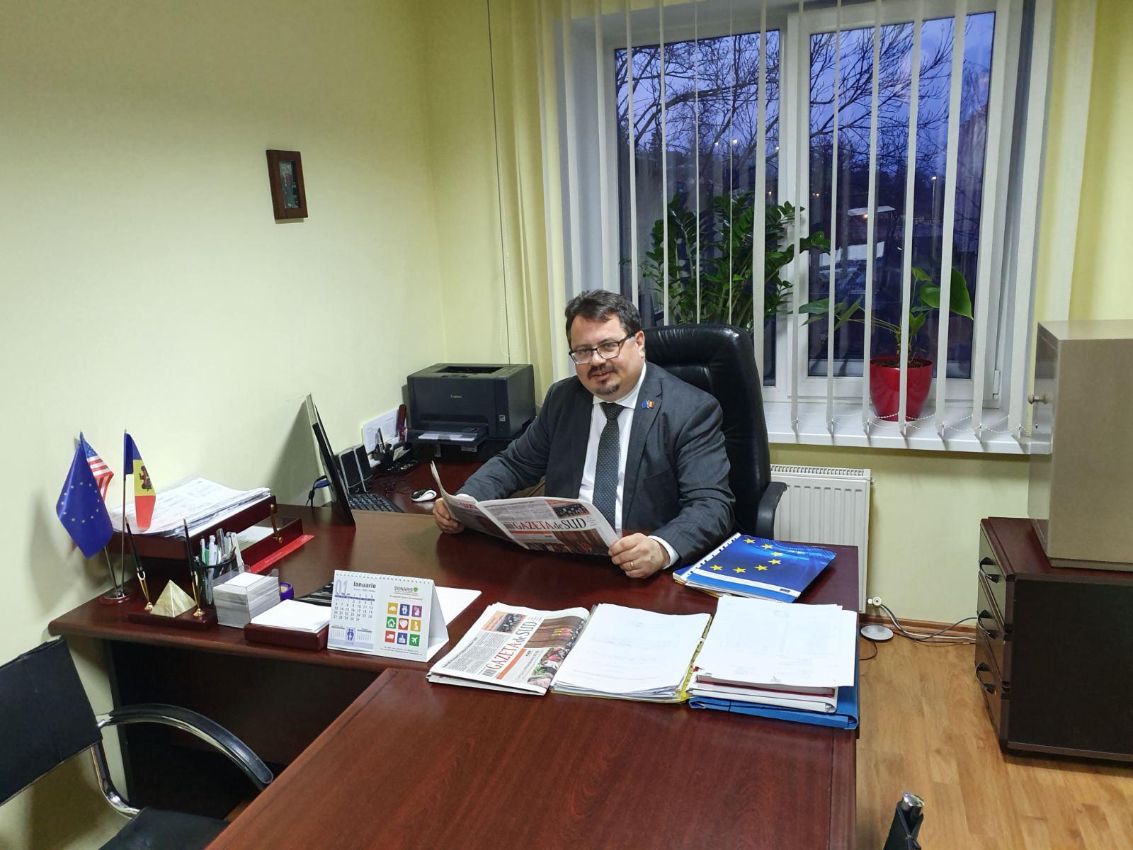 """Peter Michalko:  """"Vrem să aducem dezvoltare în toate localitățile din Republica Moldova"""""""