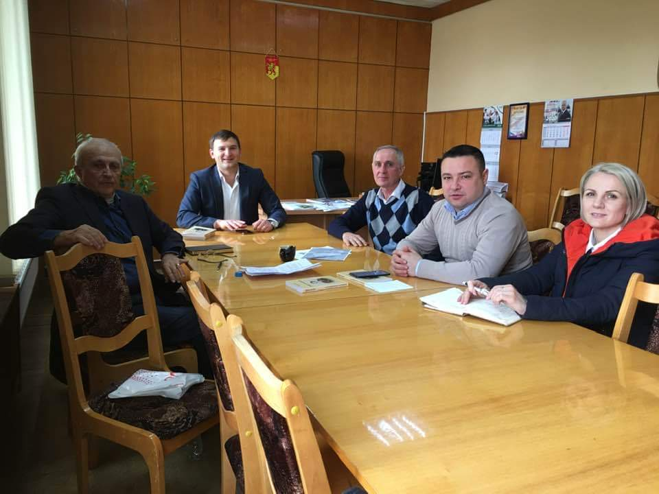 Activități ale conducerii raionului Cimișlia