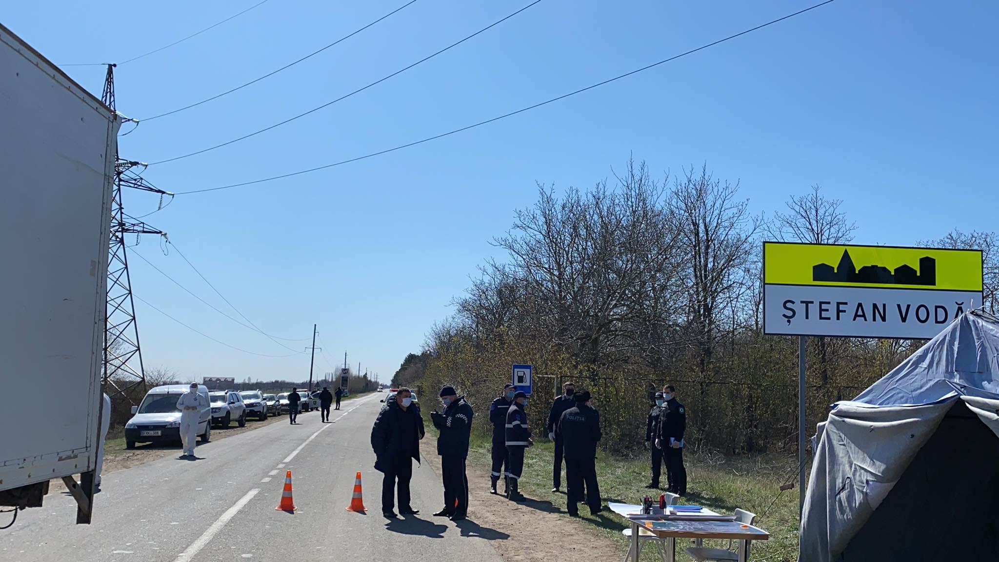 COVID-19 în raionul Ștefan Vodă: situația se agravează în unele localități