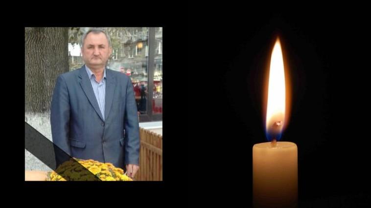 Mihail Popescu, șeful Direcției Învățământ General Cimișlia,  a fost răpus de coronavirus