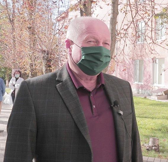 "Valentin Chiperi, fondatorul SRL ""Caravan Express"" din orașul Cimișlia"