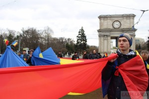 27 Martie 2017, Chișinău. Foto: Daniel Aramă